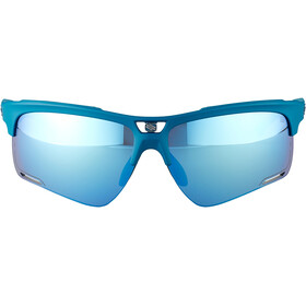 Rudy Project Keyblade Okulary, pacific blue matte/multilaser ice
